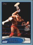 2012 WWE (Topps) Ezekiel Jackson 62