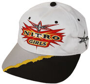 WCW Nitro Girls World Championship Wrestling Hat Cap