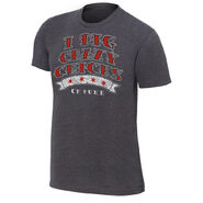 CM Punk I Dig Crazy Chicks T-Shirt