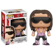 Pop WWE Vinyl Series 4 - Bret Hart