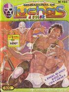 Sensacional de Luchas 194