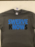 Shane Strickland Swerve Knows T-Shirt