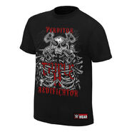 Triple H Destroyer, Creator Youth Authentic T-Shirt