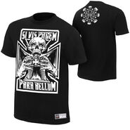 Triple H Prepare For War T-Shirt