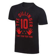 Tye Dillinger Ten Vintage T-Shirt