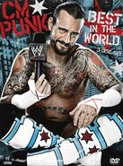 CM Punk - Best In The World Poster