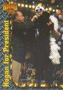 1999 WCW-nWo Nitro (Topps) Hollywood Hogan 67