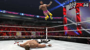 WWE 2K14 Screenshot.2
