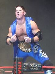AJ Styles World Champion January 2010