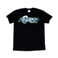 Global Force Wrestling YOUTH Black Tee