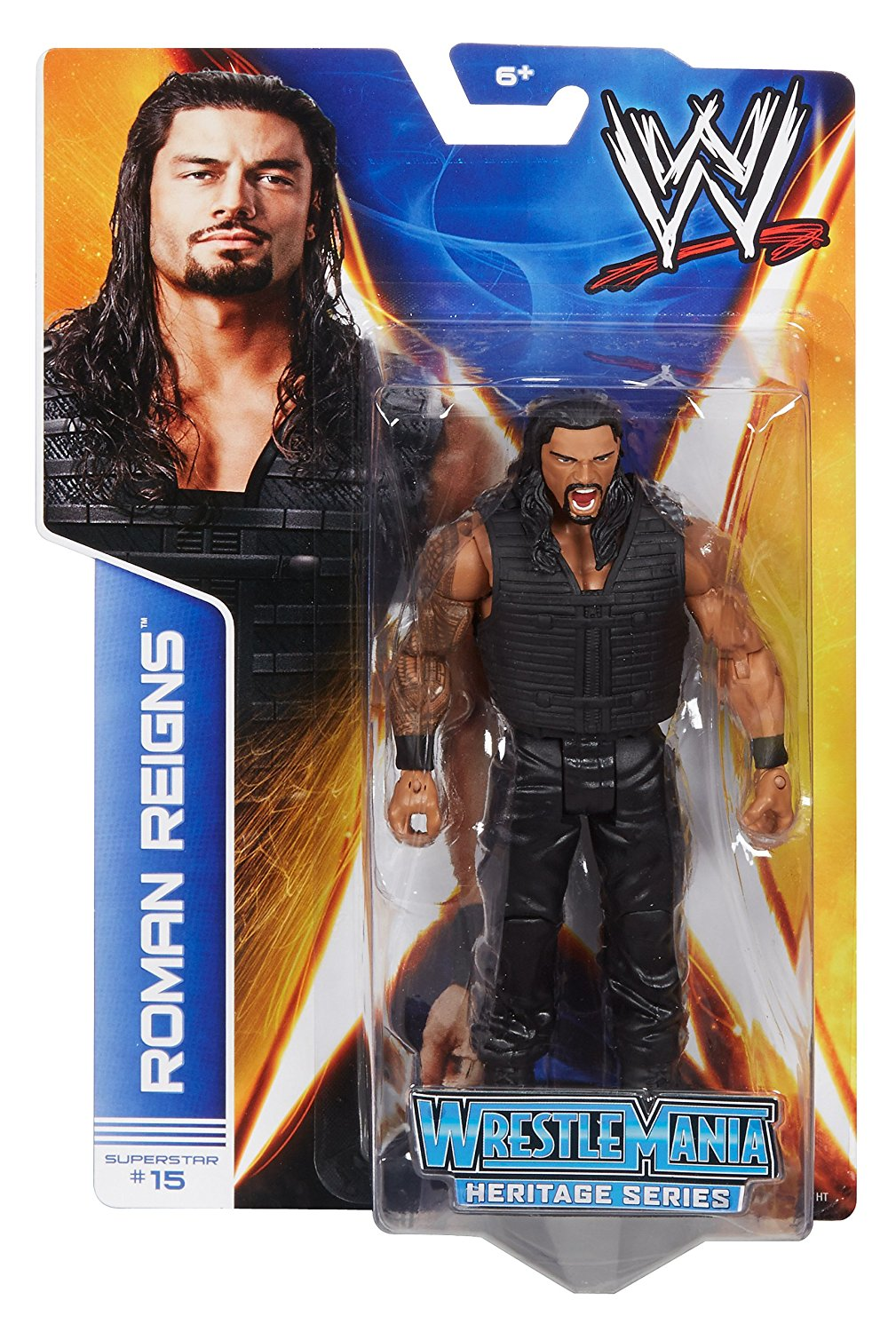 WWE Series 37 Roman Reigns