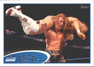 2012 WWE (Topps) Heath Slater 34