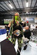 Facade Freedom Pro Wrestling TV Champion