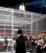 Mankind vs The Undertaker Hell in a Cell Match King of the Ring 1998 3