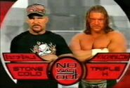 Stone Cold vs Triple H - 1