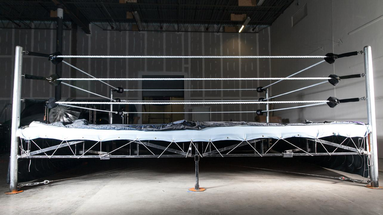 image gallery wrestling ring