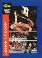 1991 WWF Classic Superstars Cards Legion Of Doom 104
