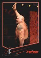 2013 WWE (Topps) Big Show 4