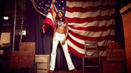 Alicia Fox July 4th WWE Photo Shoot