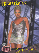 2002 WWE Absolute Divas (Fleer) Trish Stratus 86