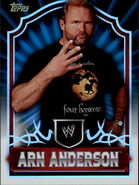 2011 Topps WWE Classic Wrestling Arn Anderson 79