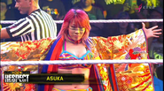 Asuka @ Takeover Respect