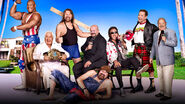 WWE Legends House