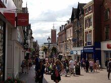 800px-Pride Hill, Shrewsbury