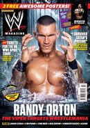 WWE Magazine March 2012