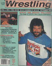 New Wave Wrestling - October 1992