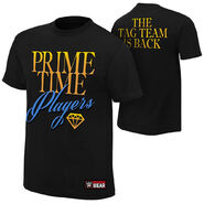 Prime Time Players The Tag Team is Back Authentic T-Shirt