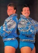 The Fabulous Rougeaus 1
