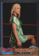 2008 WWE Heritage III Chrome Trading Cards Michelle McCool 60