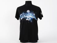 NJPW G1 Climax 25 Official Event T-Shirt