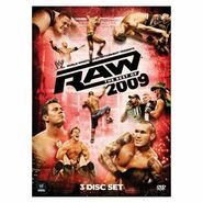 Raw 2009 Season DVD