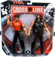 TNA Cross the Line 4 Hulk Hogan & Abyss