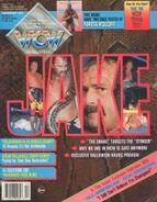 WCW Magazine - December 1992