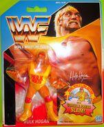 WWF Hasbro 1990 Hulk Hogan