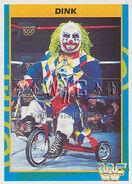 1995 WWF Wrestling Trading Cards (Merlin) Dink 81