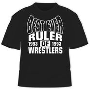 Sammy Guevara ''Best Ever Ruler of Wrestlers'' T-shirt