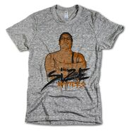 Andre Size Matters by 500 Level T-Shirt