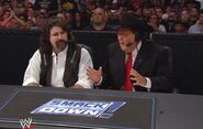 Jim Ross & Mick Foley