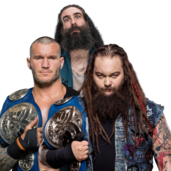 The Wyatt Family Smackdown Tag Team Champions