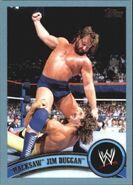 2011 WWE (Topps) Hacksaw Jim Duggan 110