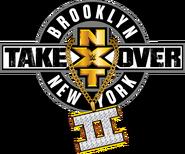 NXT TakeOver Brooklyn II logo