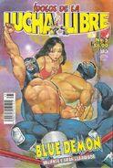 Ídolos de la Lucha Libre 5