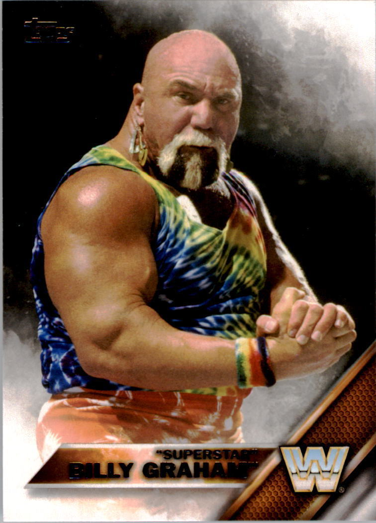World Cookie Day 2017 >> Superstar Billy Graham/Merchandise | Pro Wrestling | Fandom powered by Wikia