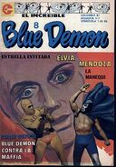 El Increìble Blue Demon 8