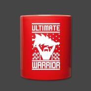 Ultimate Warrior 2016 Limited Edition Ugly Christmas Mug