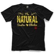 Dustin Rhodes Retro T-Shirt
